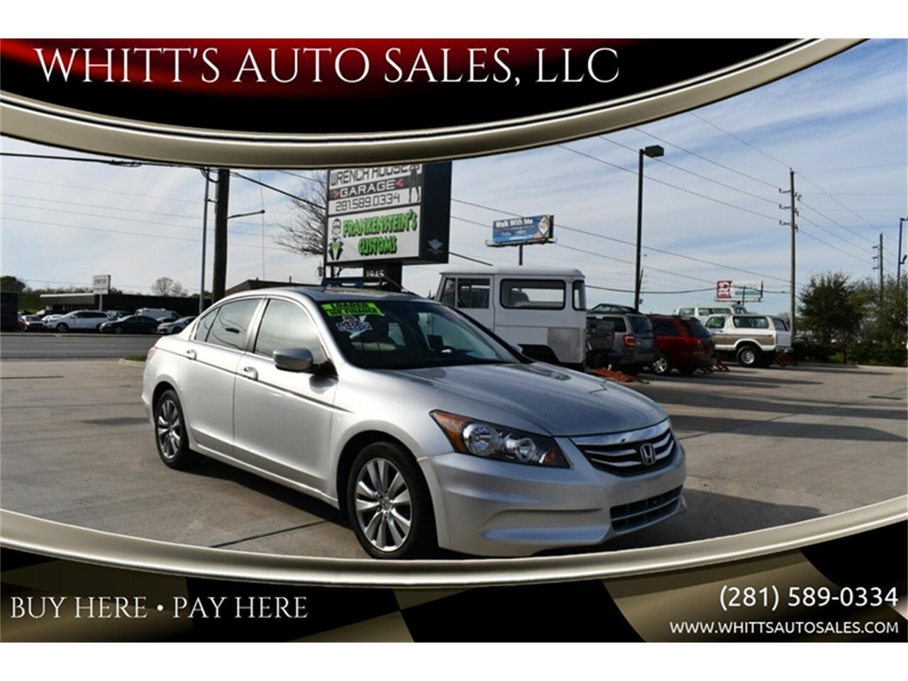 2012 Honda Accord For Sale >> For Sale 2012 Honda Accord In Houston Texas