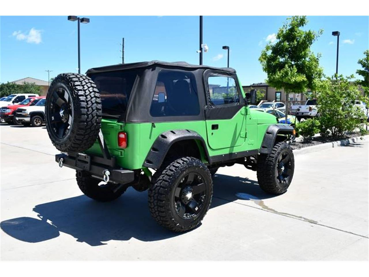 Large Picture of '99 Wrangler - QG3N