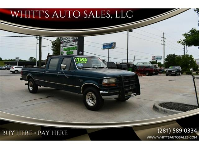 Picture of '97 Ford F350 located in Houston Texas - $7,500.00 - QG3O