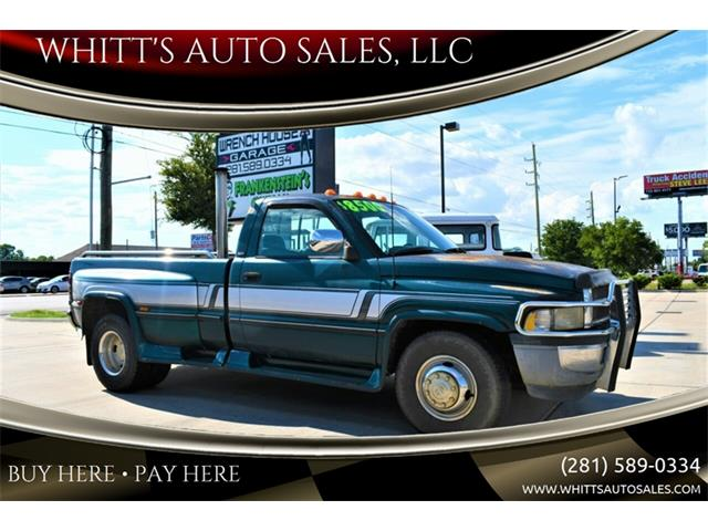 Picture of '96 Ram 3500 - QG3W