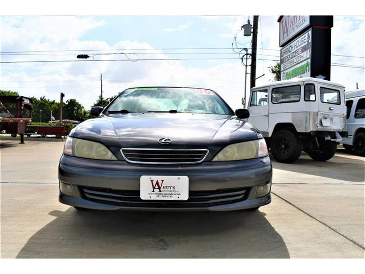 Large Picture of '00 ES300 Offered by Whitt's Auto Sales - QG42