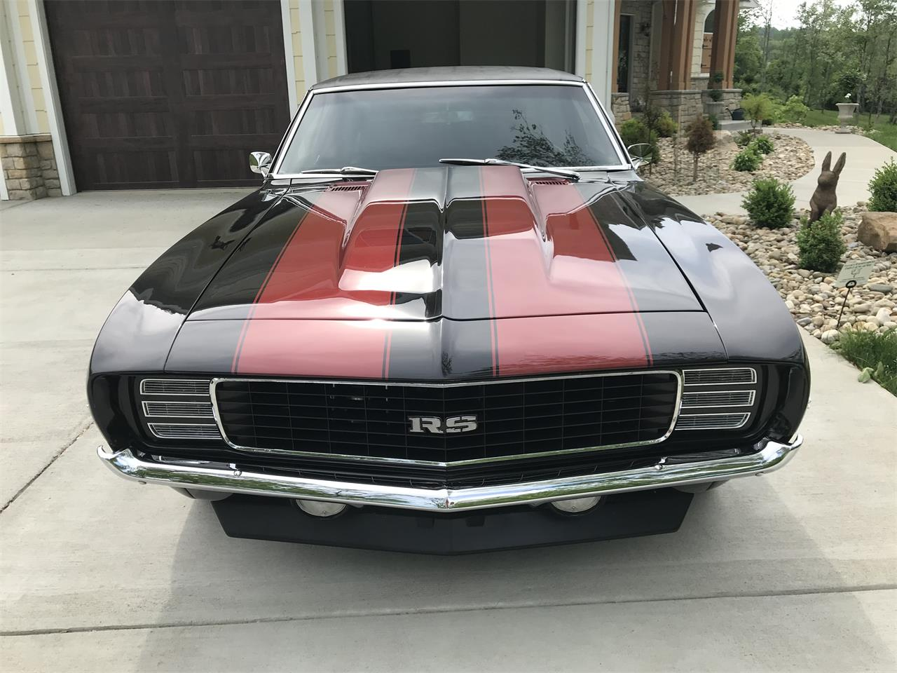 Large Picture of '69 Camaro RS - QG46