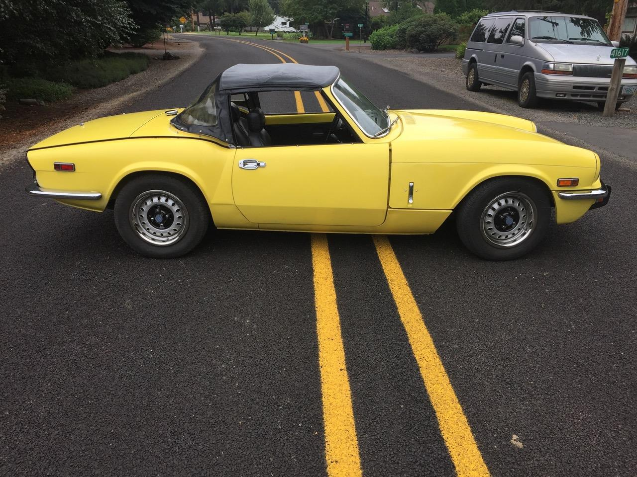 Large Picture of '74 Spitfire - QG4B