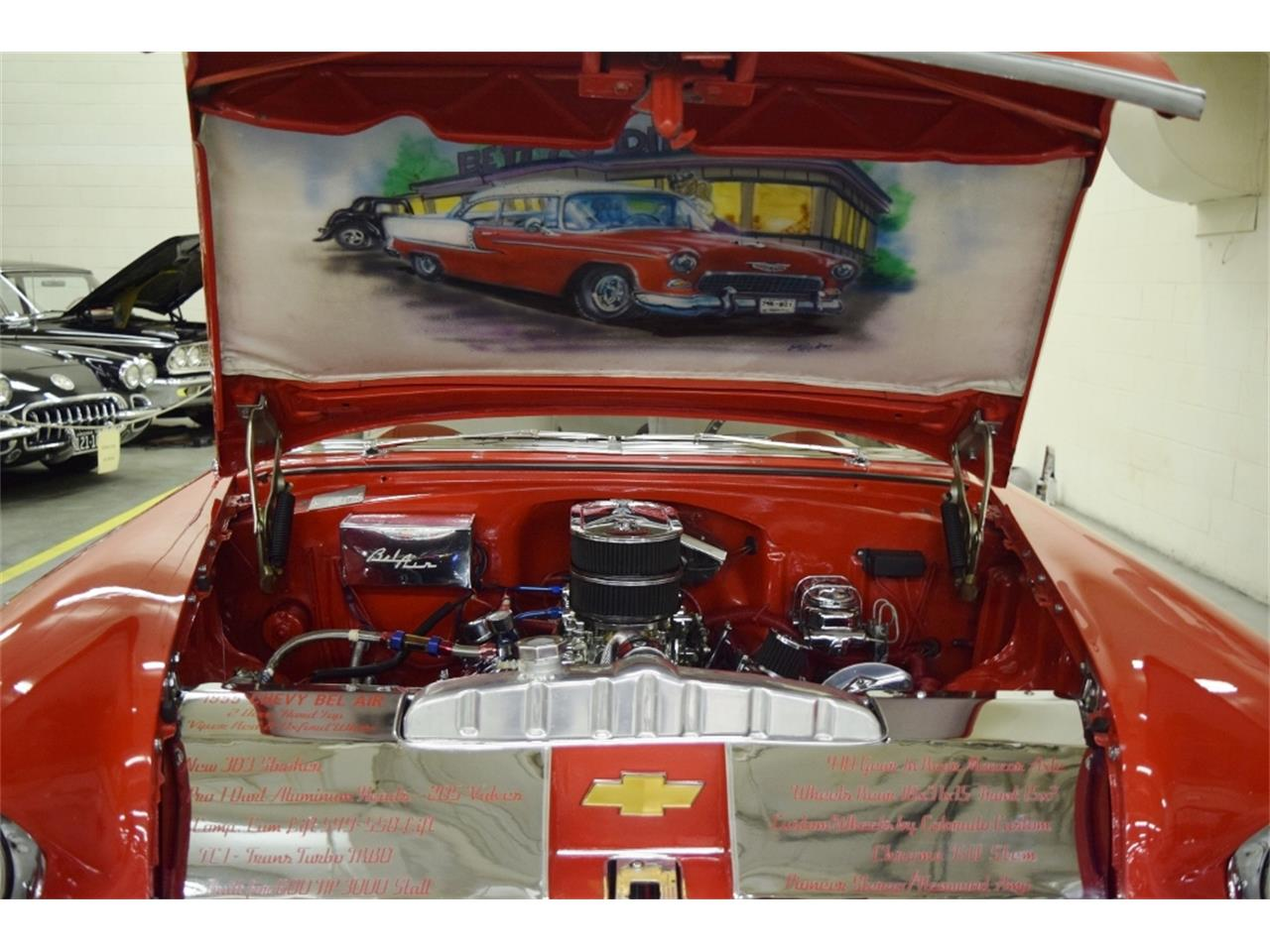Large Picture of '55 Bel Air - QDDN