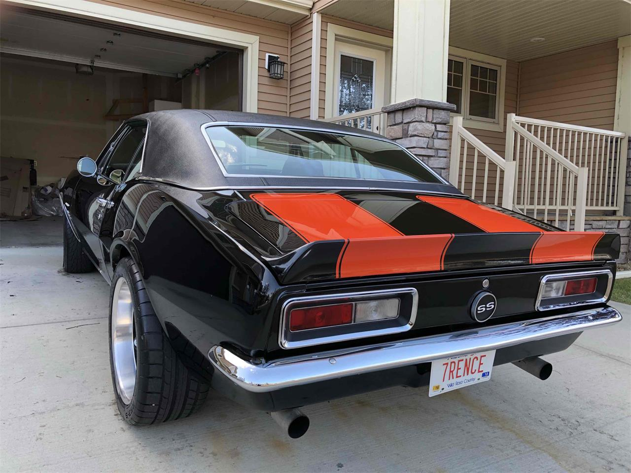 Large Picture of Classic 1967 Chevrolet Camaro - $60,000.00 Offered by a Private Seller - QG4I
