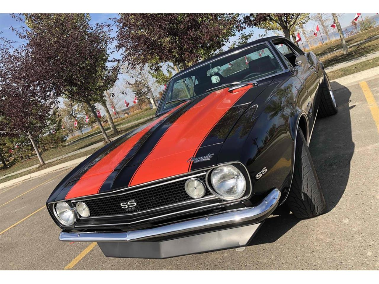 Large Picture of Classic '67 Chevrolet Camaro Offered by a Private Seller - QG4I