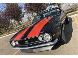Picture of Classic '67 Chevrolet Camaro located in Sylvan Lake Alberta Offered by a Private Seller - QG4I