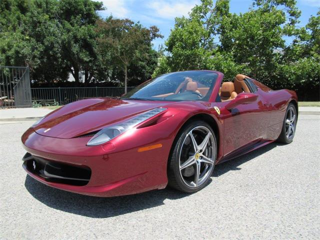 Picture of '13 Ferrari 458 - $195,000.00 Offered by  - QG4R