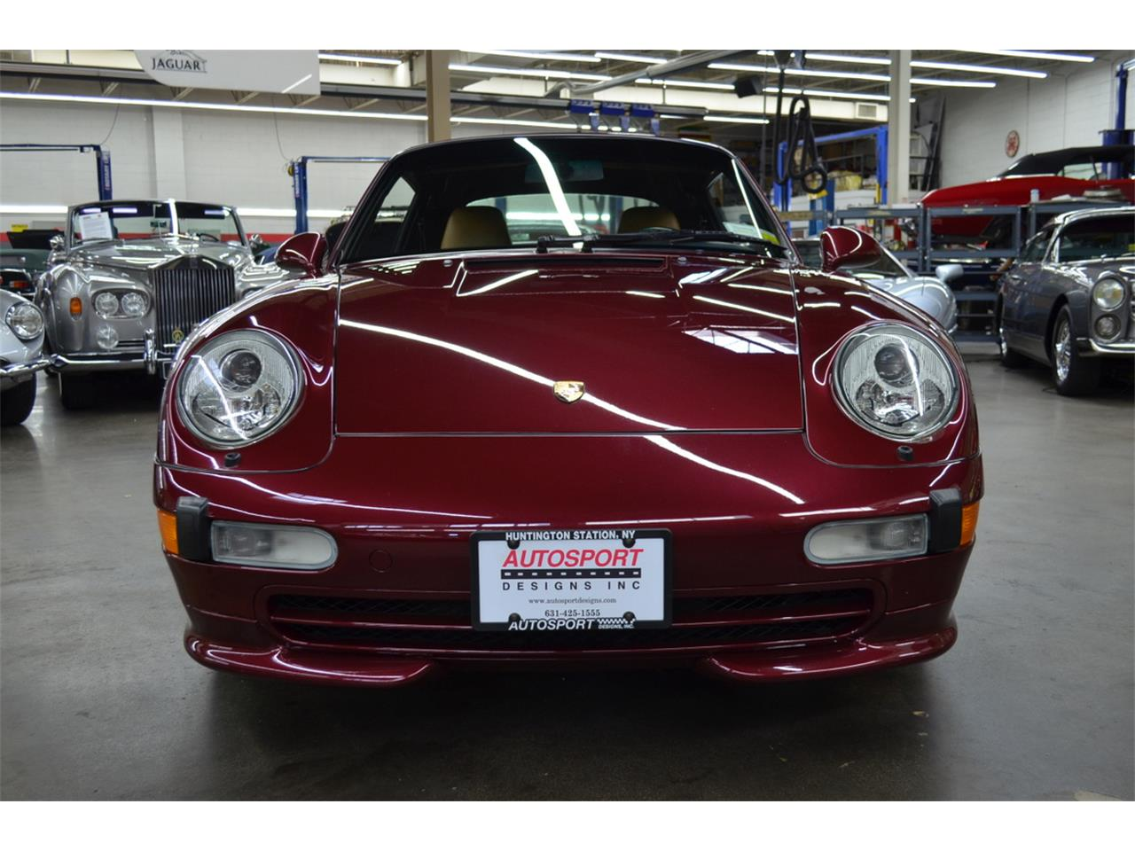 Large Picture of 1997 Porsche 911 Carrera - $79,500.00 - QG4T