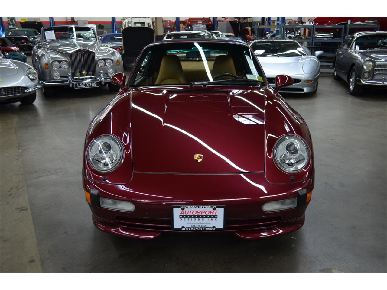 Large Picture of '97 Porsche 911 Carrera Offered by Autosport Designs Inc - QG4T