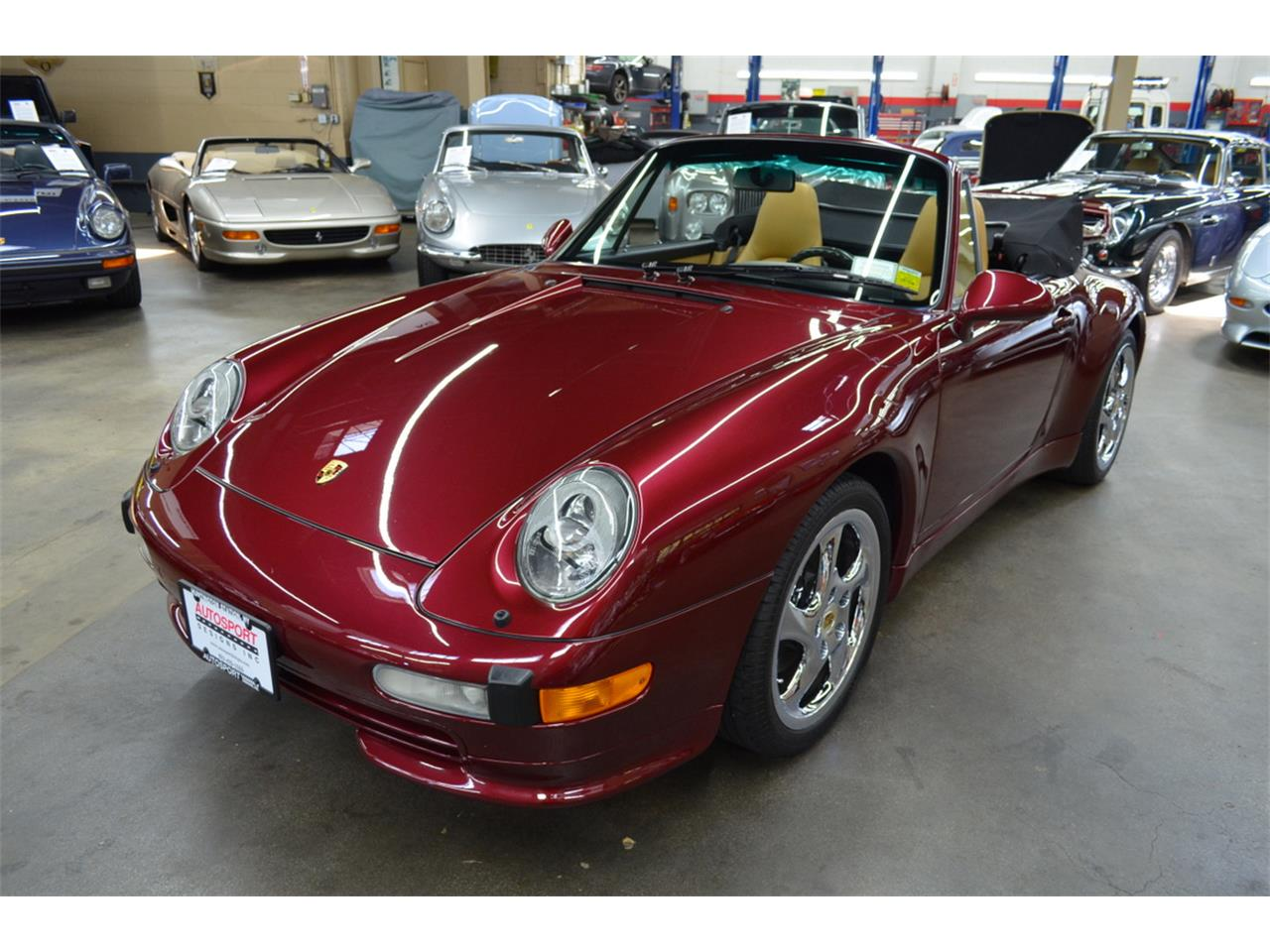 Large Picture of 1997 911 Carrera Offered by Autosport Designs Inc - QG4T