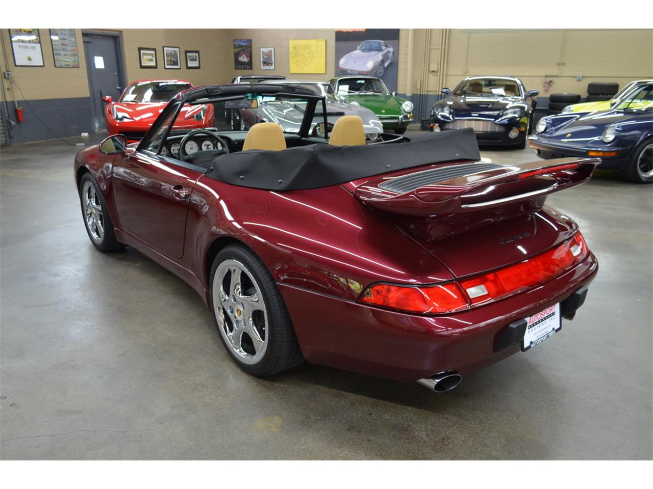 Large Picture of '97 911 Carrera - $79,500.00 Offered by Autosport Designs Inc - QG4T