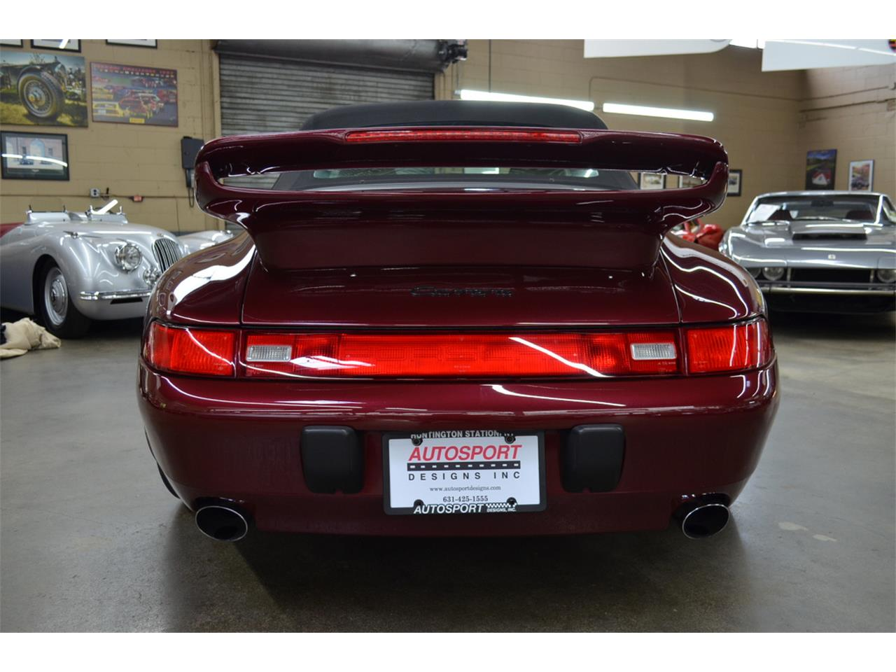 Large Picture of '97 911 Carrera located in New York - QG4T