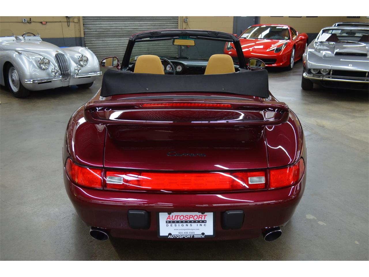 Large Picture of 1997 911 Carrera located in New York Offered by Autosport Designs Inc - QG4T