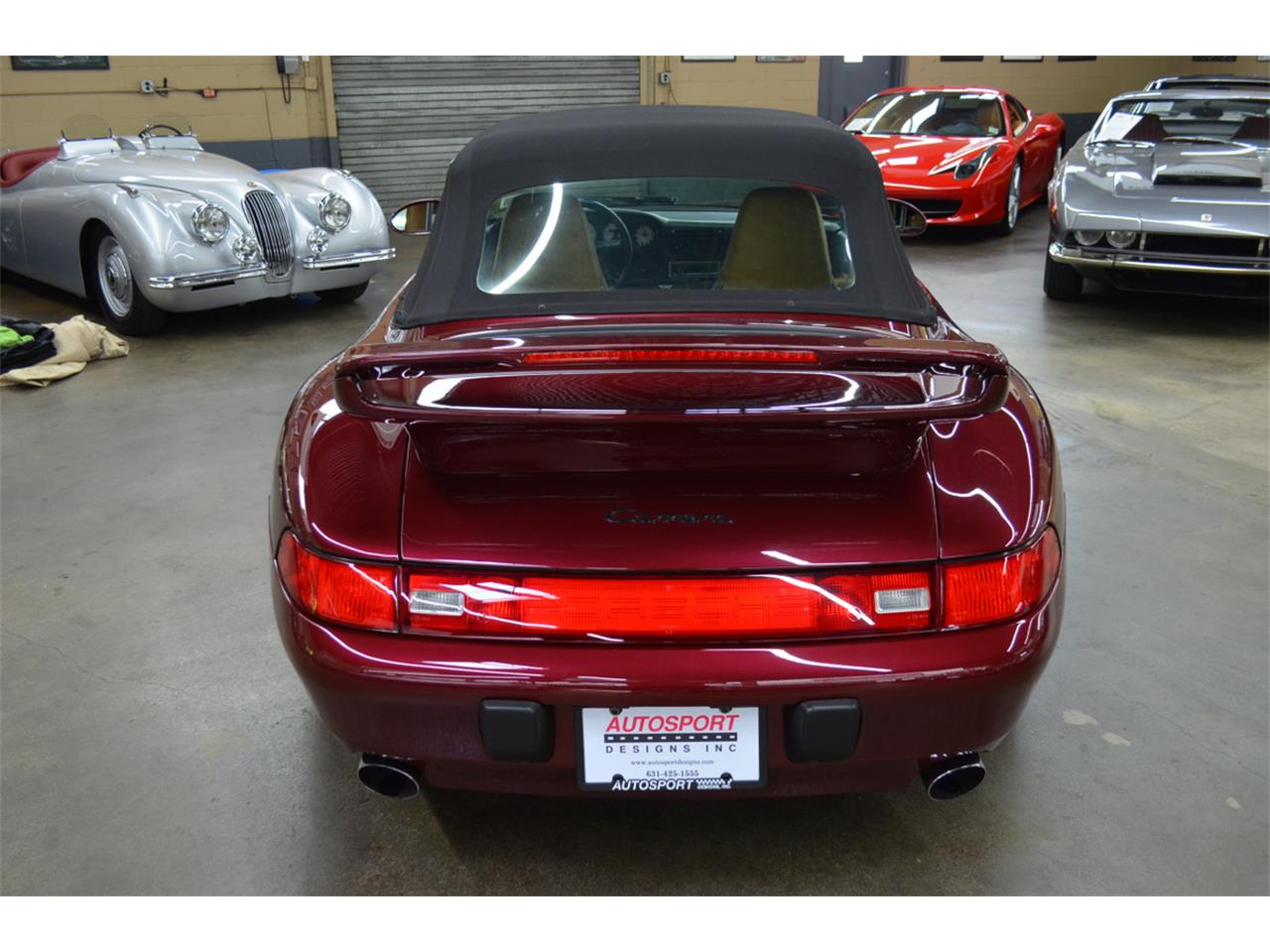 Large Picture of 1997 Porsche 911 Carrera located in New York - $79,500.00 - QG4T