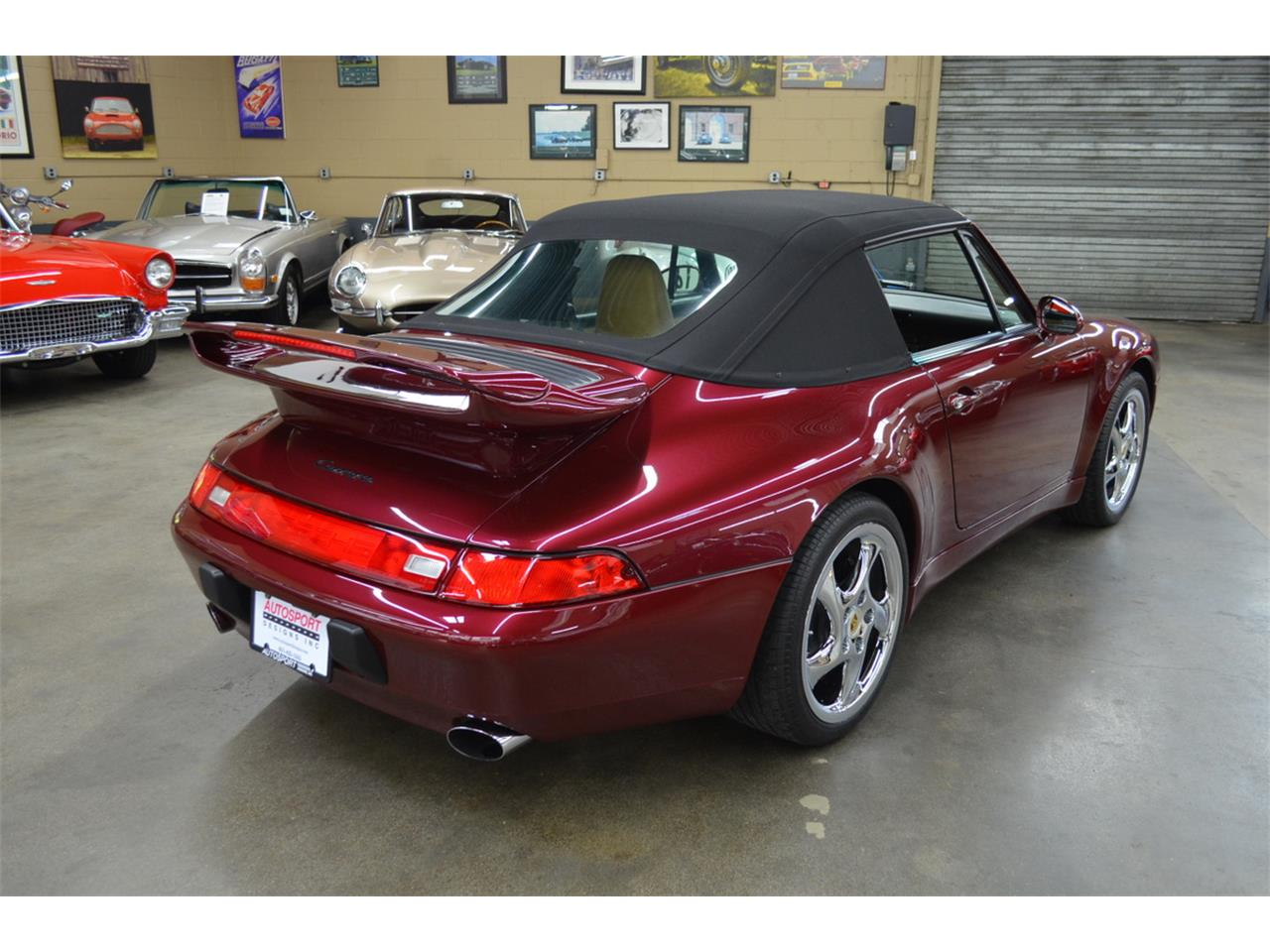Large Picture of 1997 911 Carrera - QG4T
