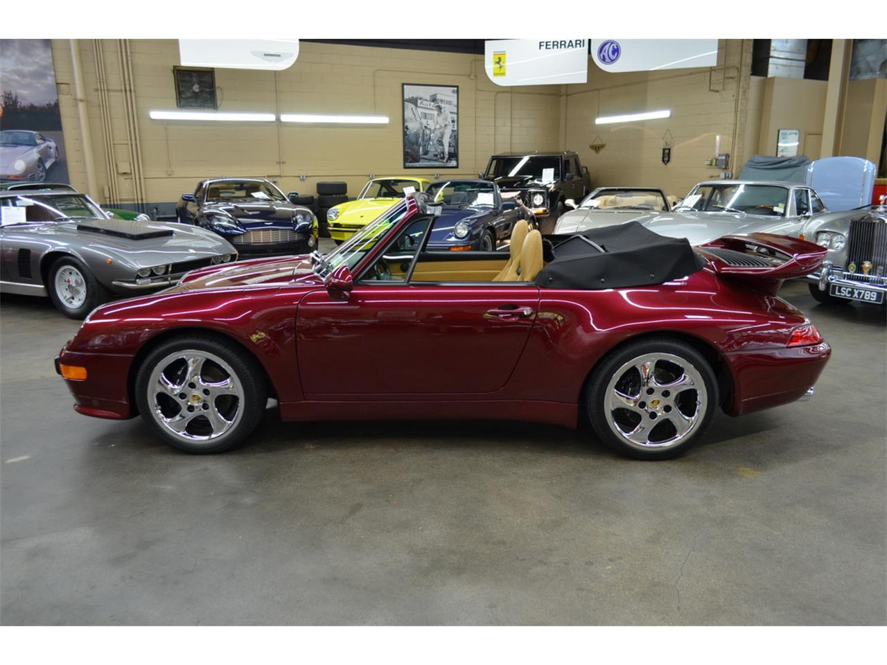 Large Picture of '97 Porsche 911 Carrera located in New York - $79,500.00 - QG4T