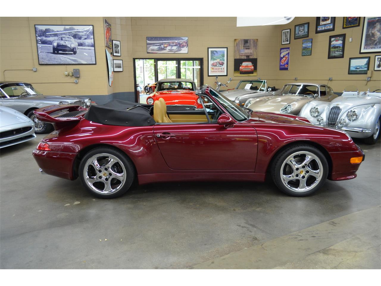 Large Picture of '97 Porsche 911 Carrera - $79,500.00 - QG4T