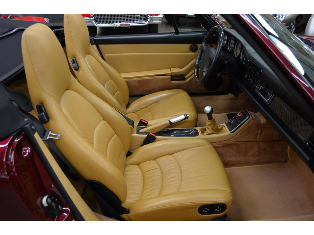 Large Picture of '97 911 Carrera located in New York - $79,500.00 - QG4T