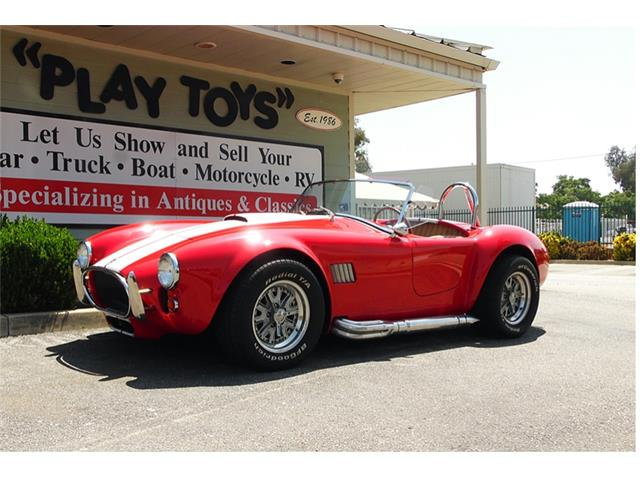 Picture of '67 Cobra - QDDP