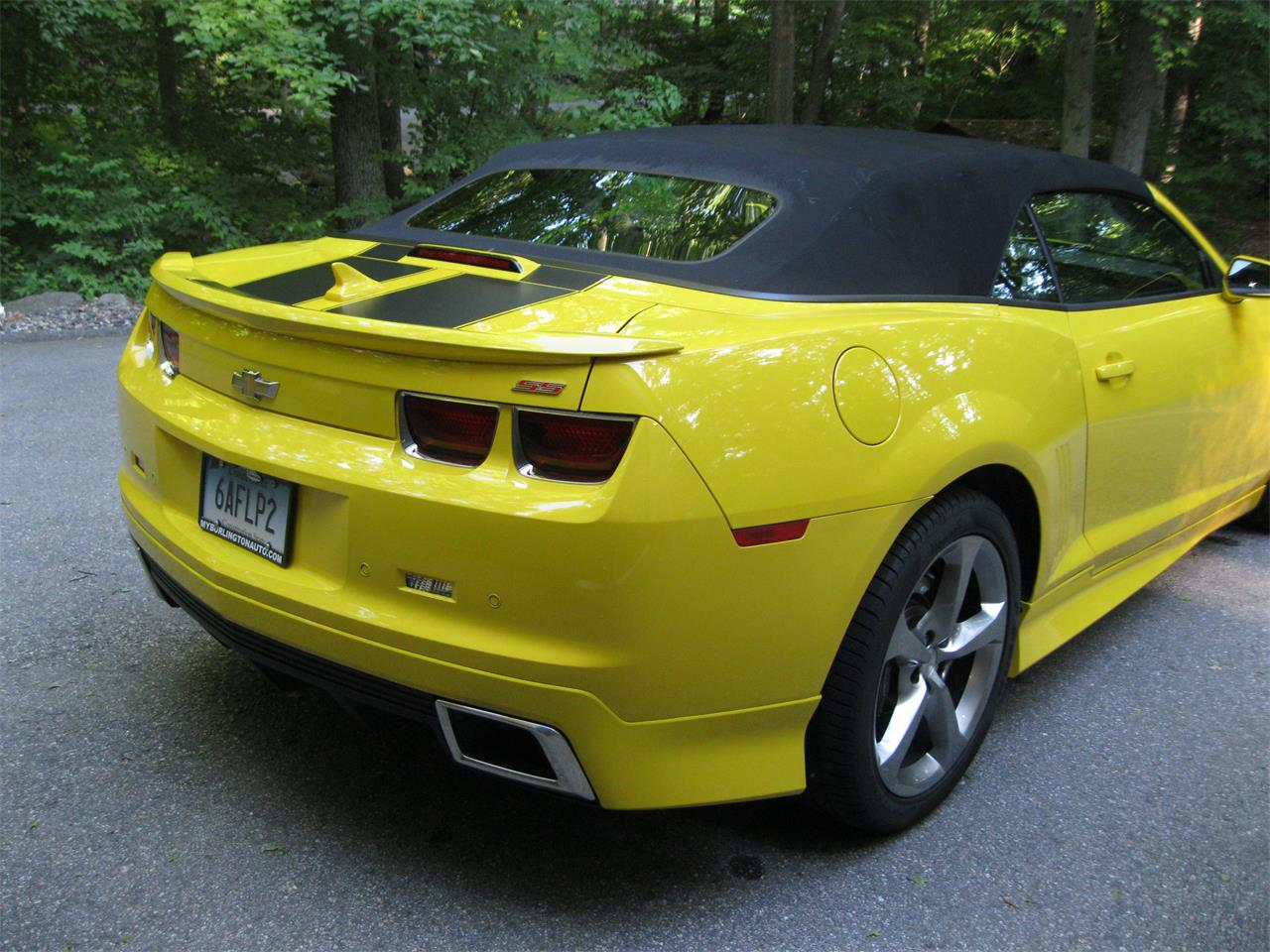 Large Picture of '13 Camaro RS/SS - QG52