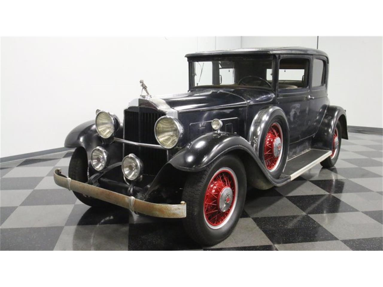 Large Picture of Classic 1931 Packard Antique located in Lithia Springs Georgia Offered by Streetside Classics - Atlanta - QG5Q