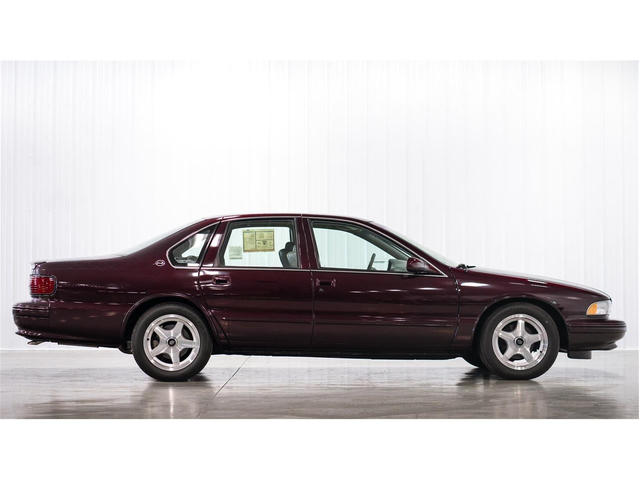 Large Picture of 1996 Chevrolet Impala SS Offered by GQ Creations Auto LLC - QDDS