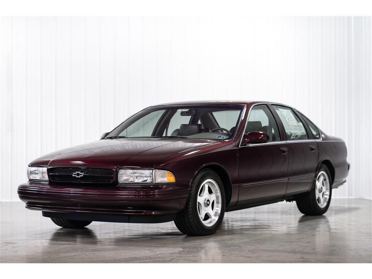 Large Picture of 1996 Impala SS - QDDS