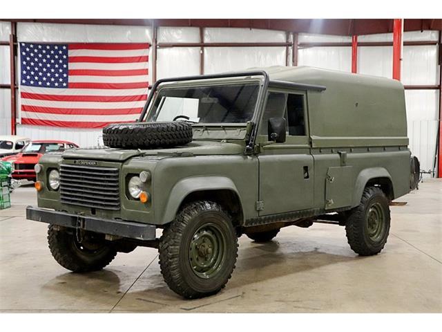 1987 Land Rover Defender