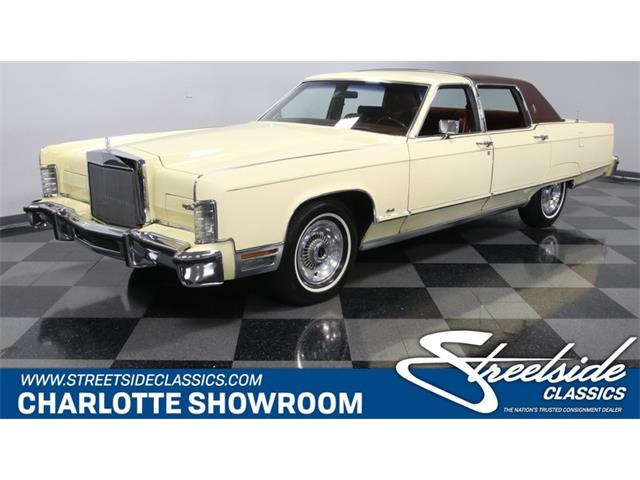 1977 Lincoln Continental for Sale on ClassicCars com on