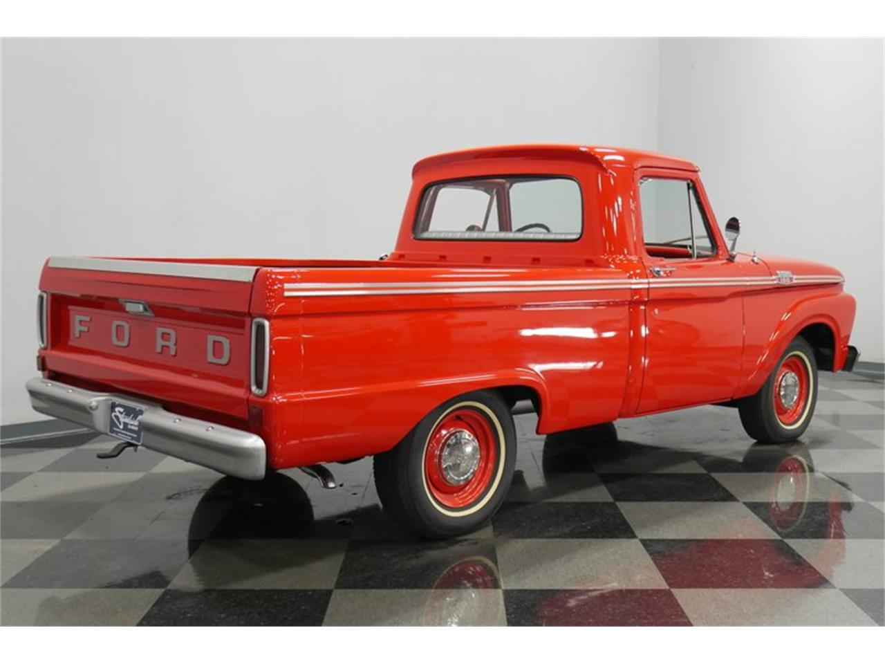 Large Picture of '64 F100 - QG6V