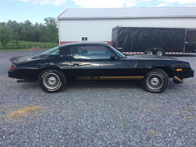 Picture of '79 Chevrolet Camaro located in Pennsylvania - $29,900.00 - QG7P