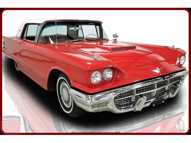 Picture of Classic '60 Ford Thunderbird located in Indiana Offered by  - QDE2
