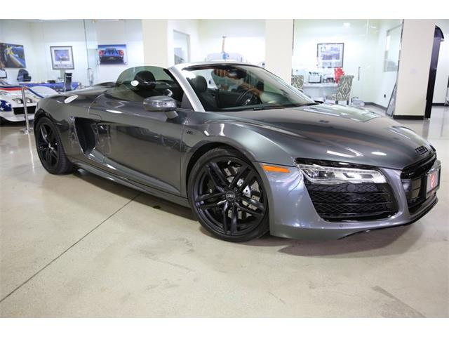 Picture of '15 R8 - QG8W