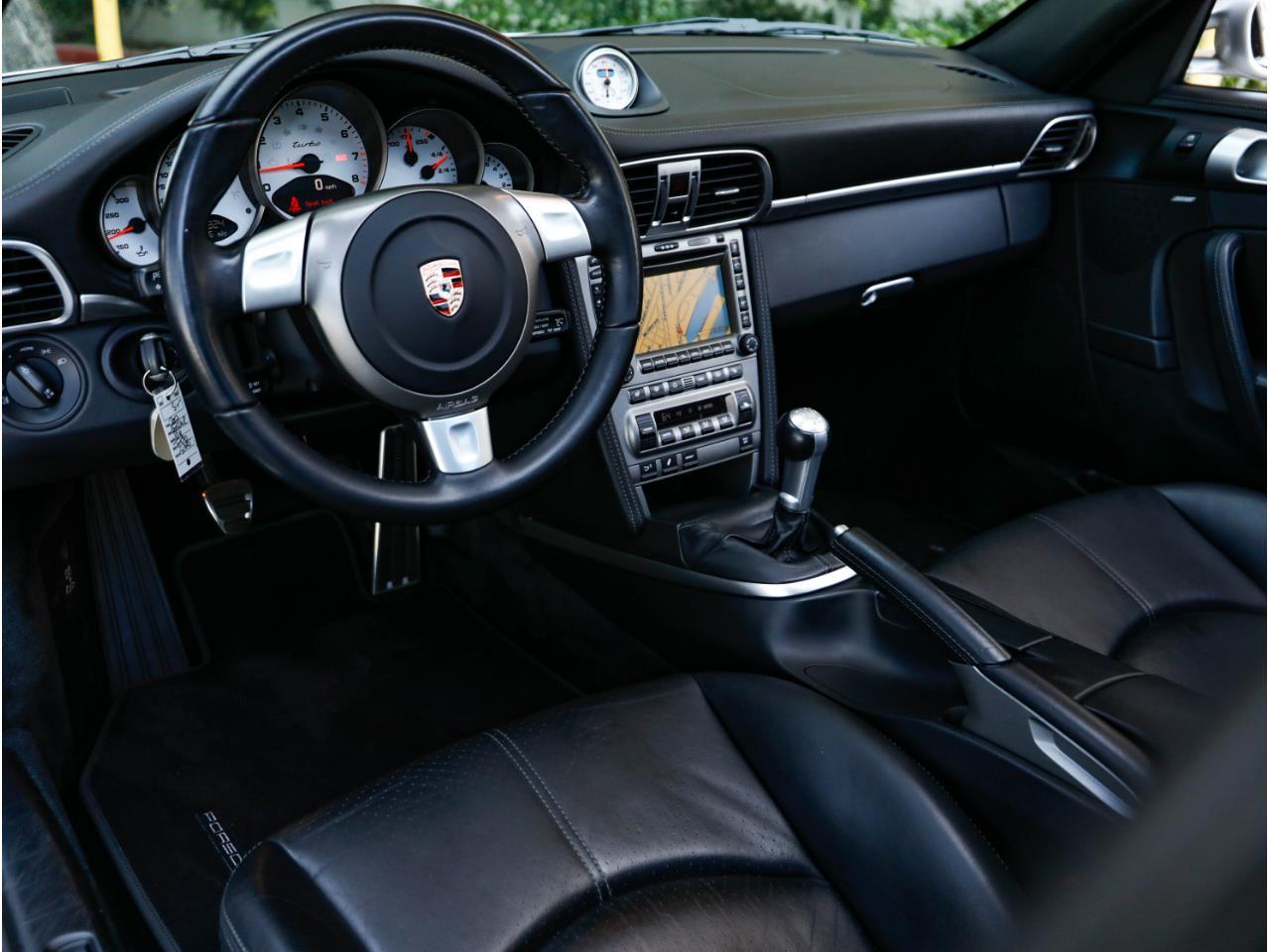 Large Picture of '07 Porsche 911 Turbo - QG8Z