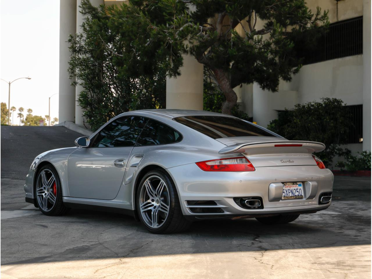 Large Picture of '07 911 Turbo - QG8Z