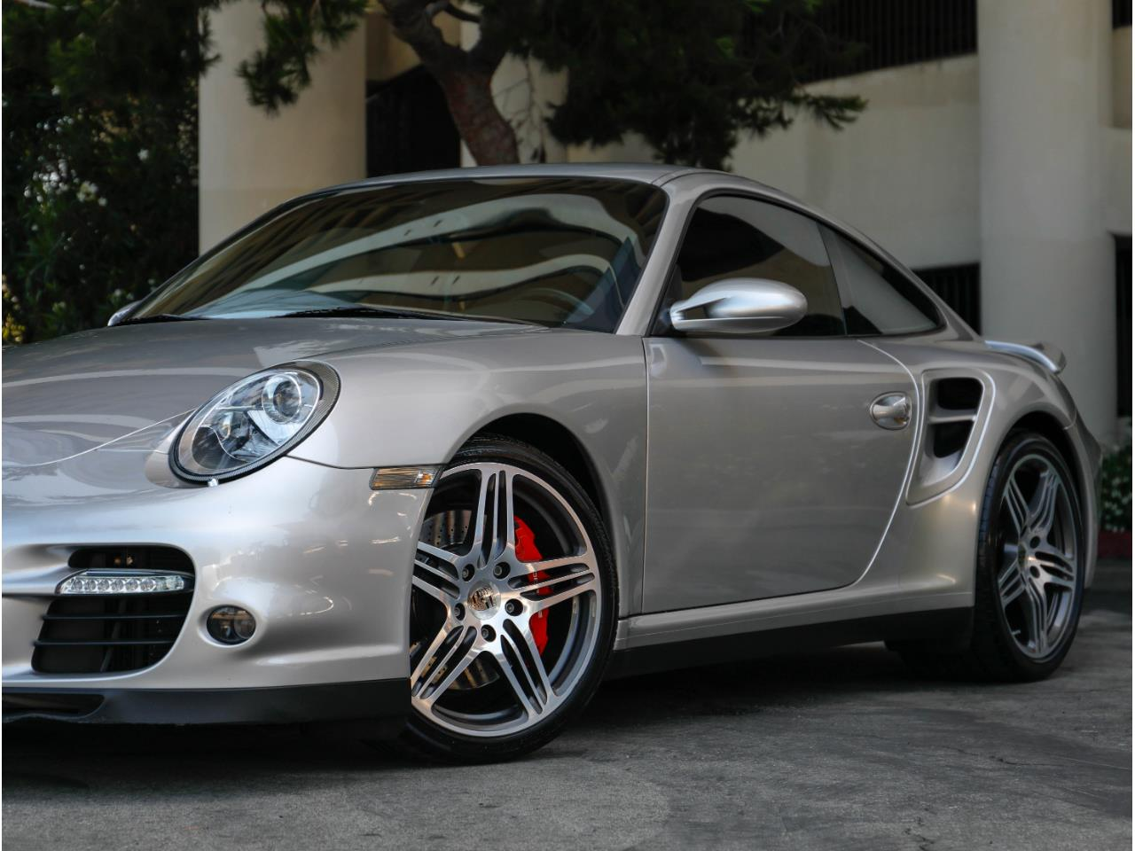 Large Picture of 2007 Porsche 911 Turbo located in California Offered by Chequered Flag International - QG8Z