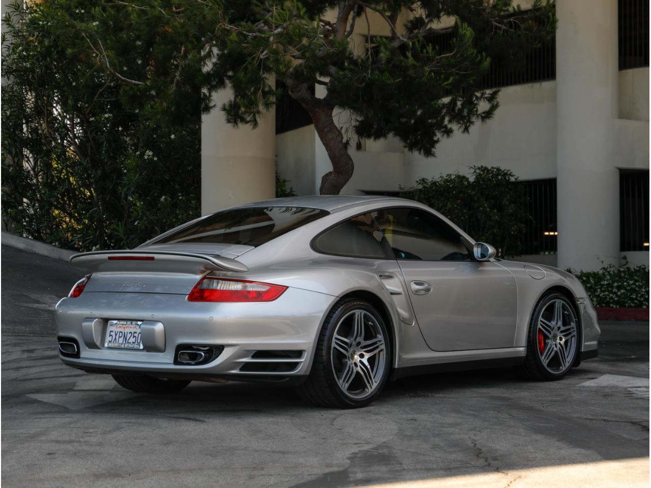 Large Picture of '07 911 Turbo located in California Offered by Chequered Flag International - QG8Z