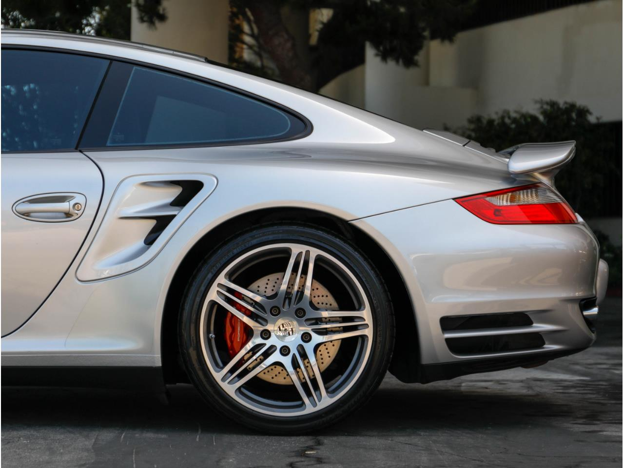 Large Picture of 2007 911 Turbo Offered by Chequered Flag International - QG8Z