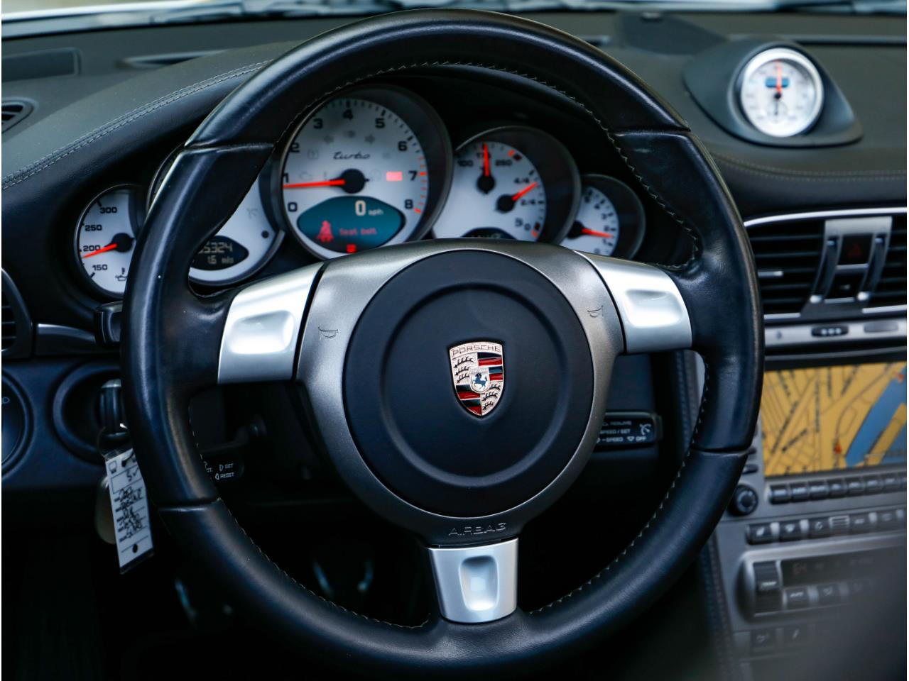 Large Picture of '07 911 Turbo located in Marina Del Rey California Offered by Chequered Flag International - QG8Z