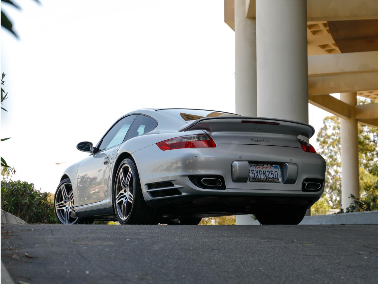 Large Picture of '07 Porsche 911 Turbo located in Marina Del Rey California - $71,500.00 - QG8Z