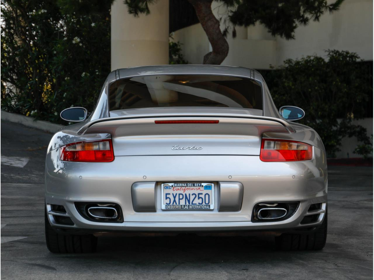 Large Picture of '07 Porsche 911 Turbo located in California Offered by Chequered Flag International - QG8Z