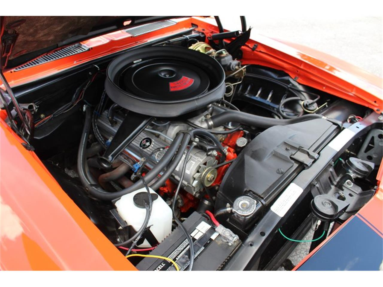Large Picture of '69 Camaro - QG92