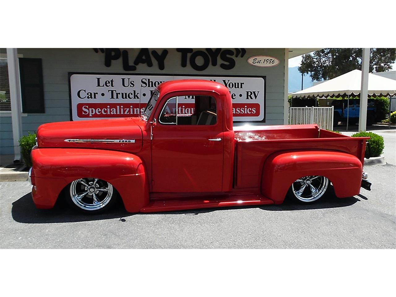 Large Picture of '51 Ford F100 located in California - $51,995.00 - QDE5