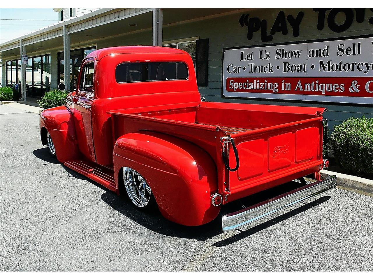 Large Picture of '51 F100 located in Redlands California - $51,995.00 Offered by Play Toys Classic Cars - QDE5