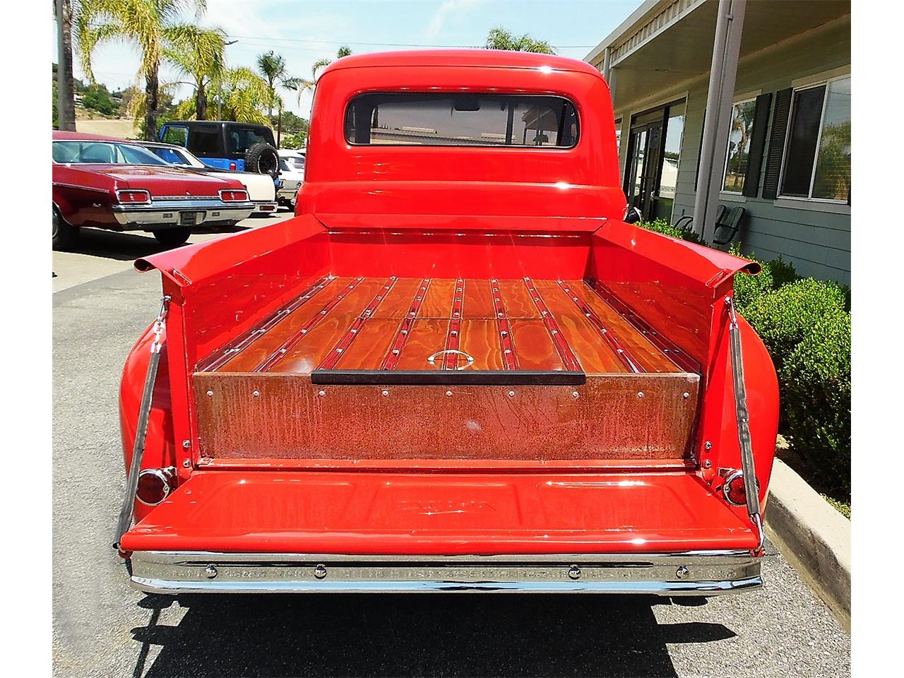 Large Picture of Classic 1951 Ford F100 - QDE5