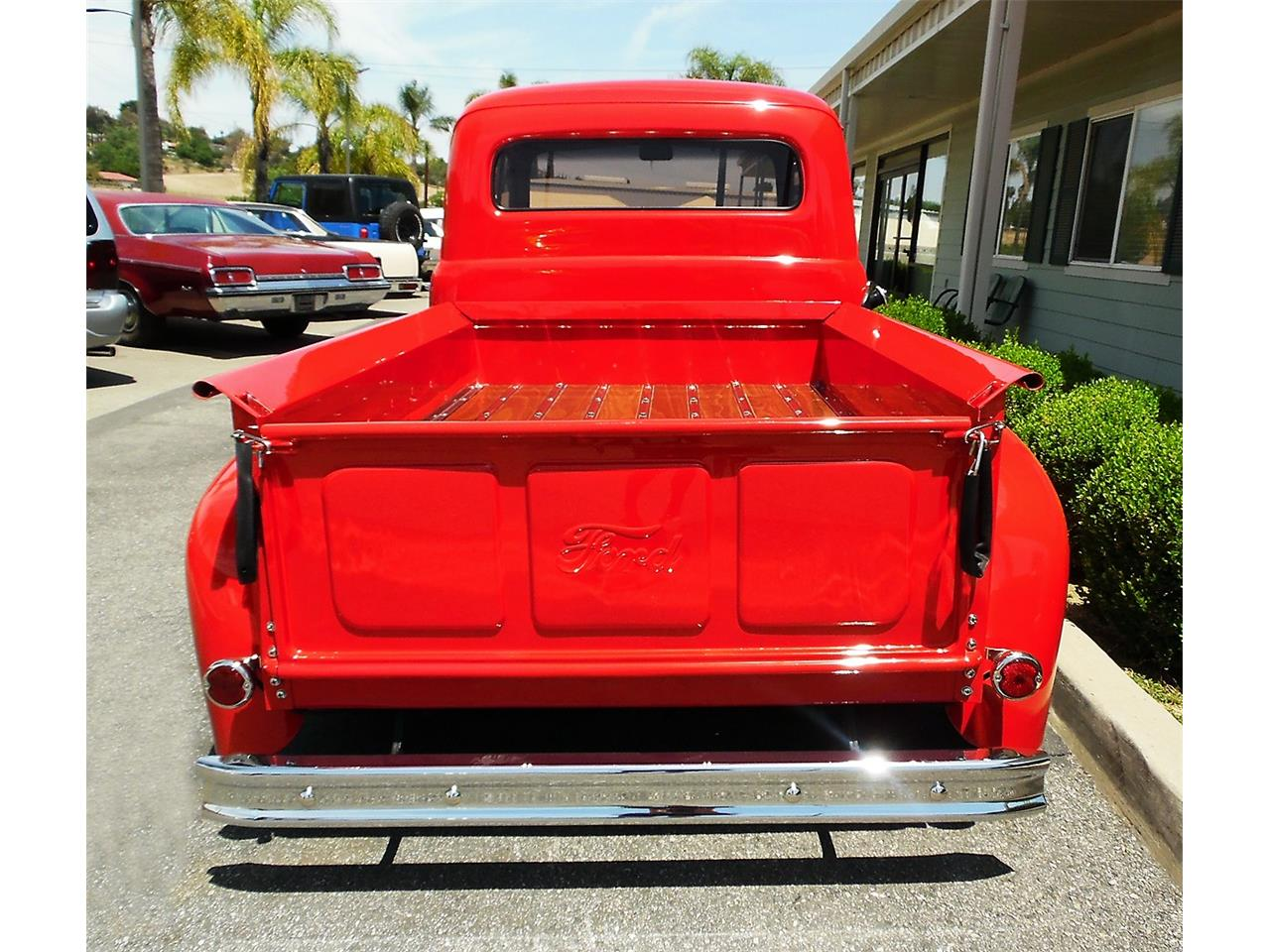 Large Picture of '51 Ford F100 located in California - QDE5