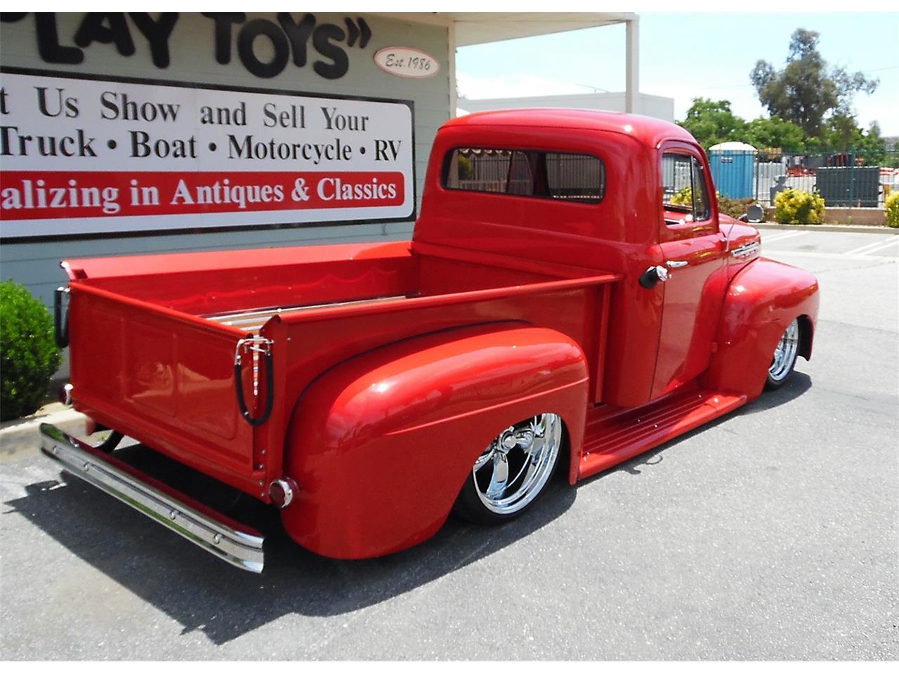 Large Picture of Classic 1951 F100 located in California - $51,995.00 - QDE5