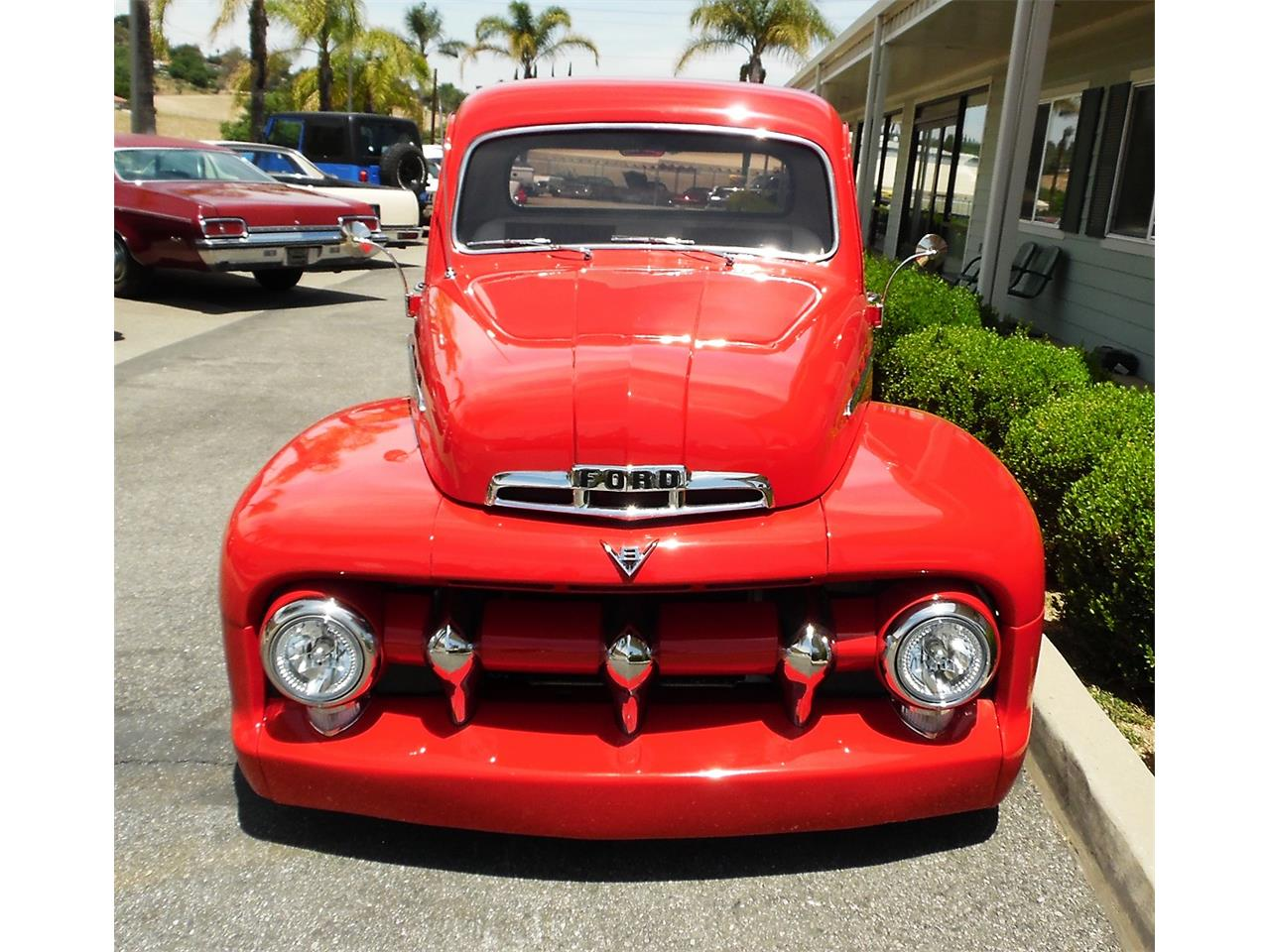 Large Picture of '51 F100 - QDE5
