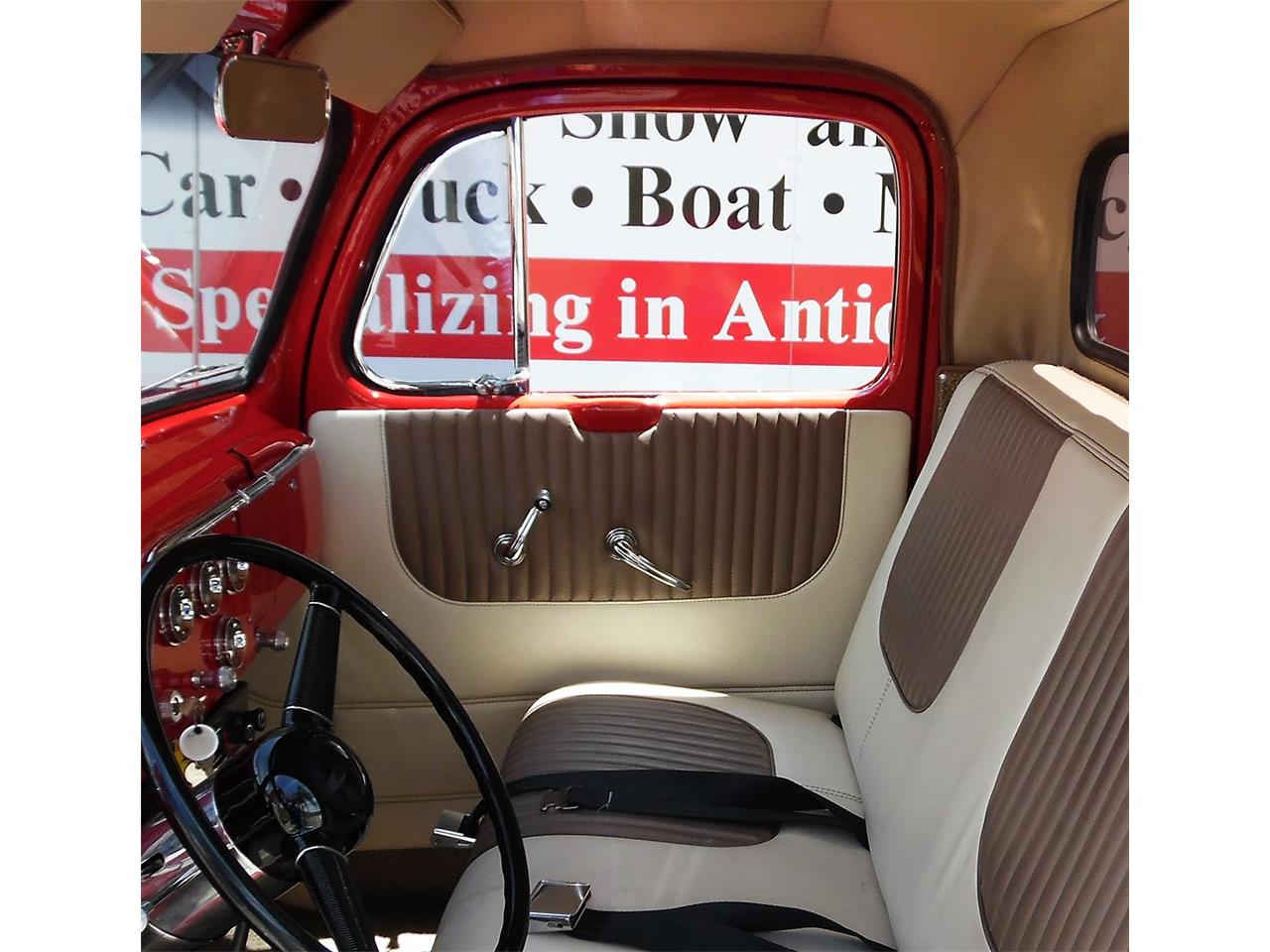 Large Picture of 1951 Ford F100 located in California - $51,995.00 Offered by Play Toys Classic Cars - QDE5